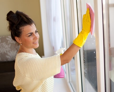 Basics of window cleaning