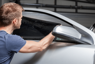 How To Tint Your Car Windows